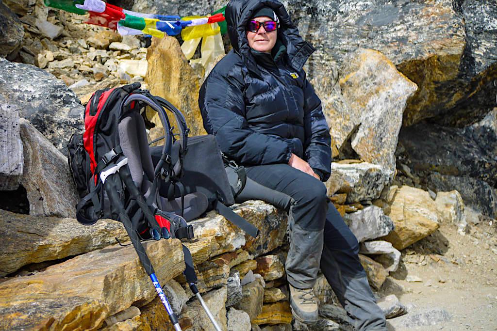 Gokyo Ri Überschreitung - Everest Treking mit Lowa Tibet GTX - Nepal
