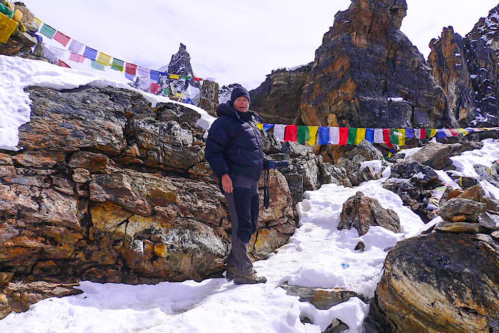 Gokyo Ri Pass - Everest Trekking - Lowa Tibet GTX - Nepal