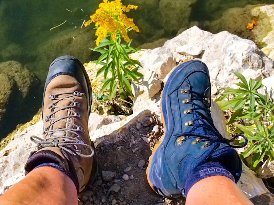 LOWA RENEGADE & LOWA TIBET Unschlagbares Duo: Trekking