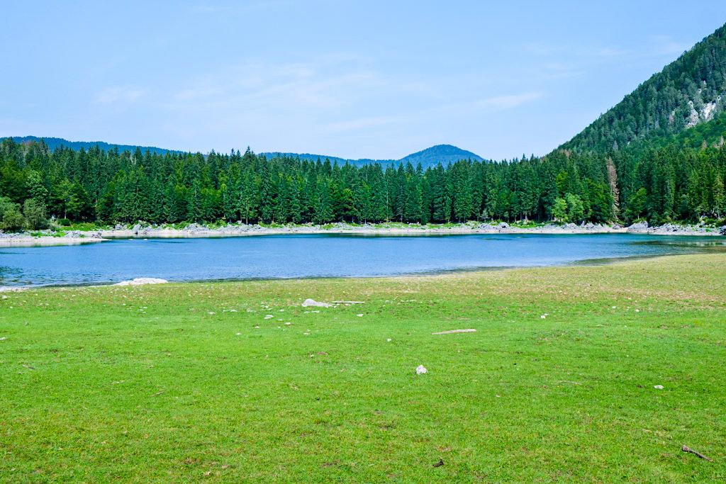 Oberer Weißenfelser See - Wiesen & Almen - Tarvisio, Italien