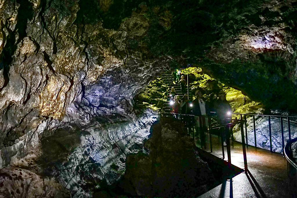 Gruta das Torres - Führung durch den Lavatunnel: eine der längsten & bedeutendsten Lavaröhren Europas - Pico, Azoren