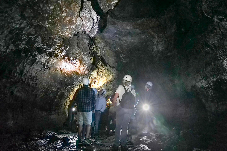 Guided Tour - Gruta das Torres: längstse Lavaröhren-System Europas - Pico, Azoren