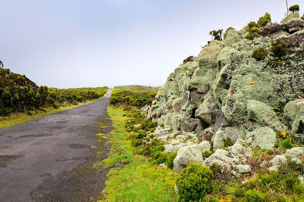 Traversal - schönste Hochlandroute mit vielen Kraterseen & Vulkankegeln auf Pico - Azoren