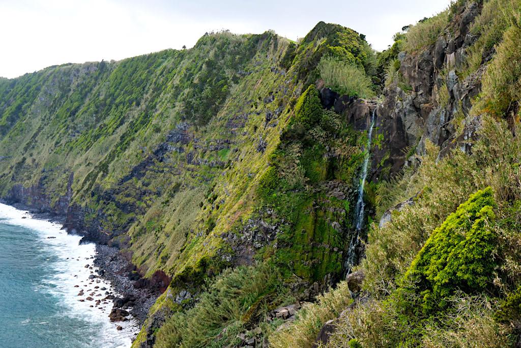 Region um Nordeste - Wilde, ursprüngliche Ostküste - Sao Miguel, Azoren