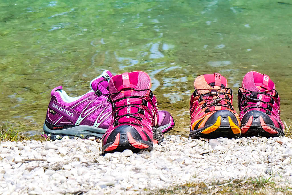 Salomon bietet seine Traillaufschuhe & Trailrunningschuhe in unzähligen, tollen Farben an - Passenger On Earth