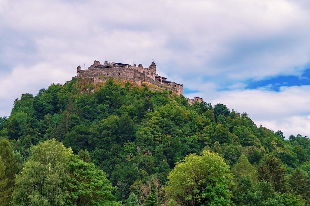 Burg Landskron - Kärnten, Österreich