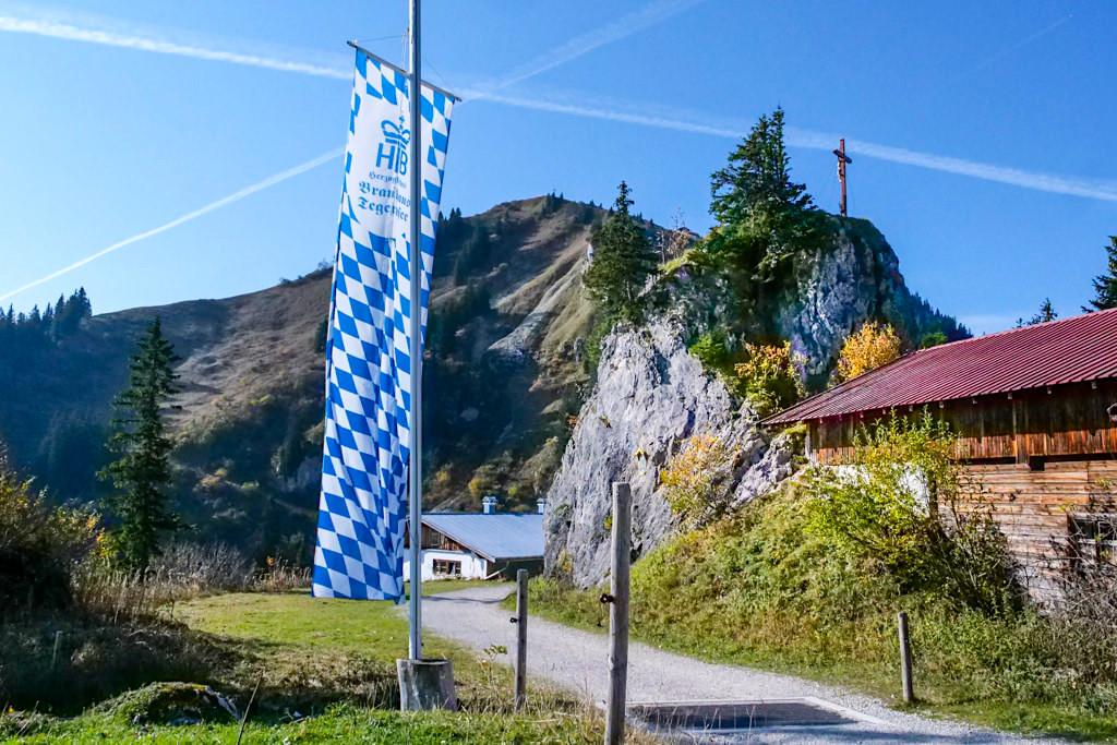 Altes Wallberghaus - Berghotel & Restaurant mit tollen Ausblicken auf Setzberg - Tegernsee - Bayern