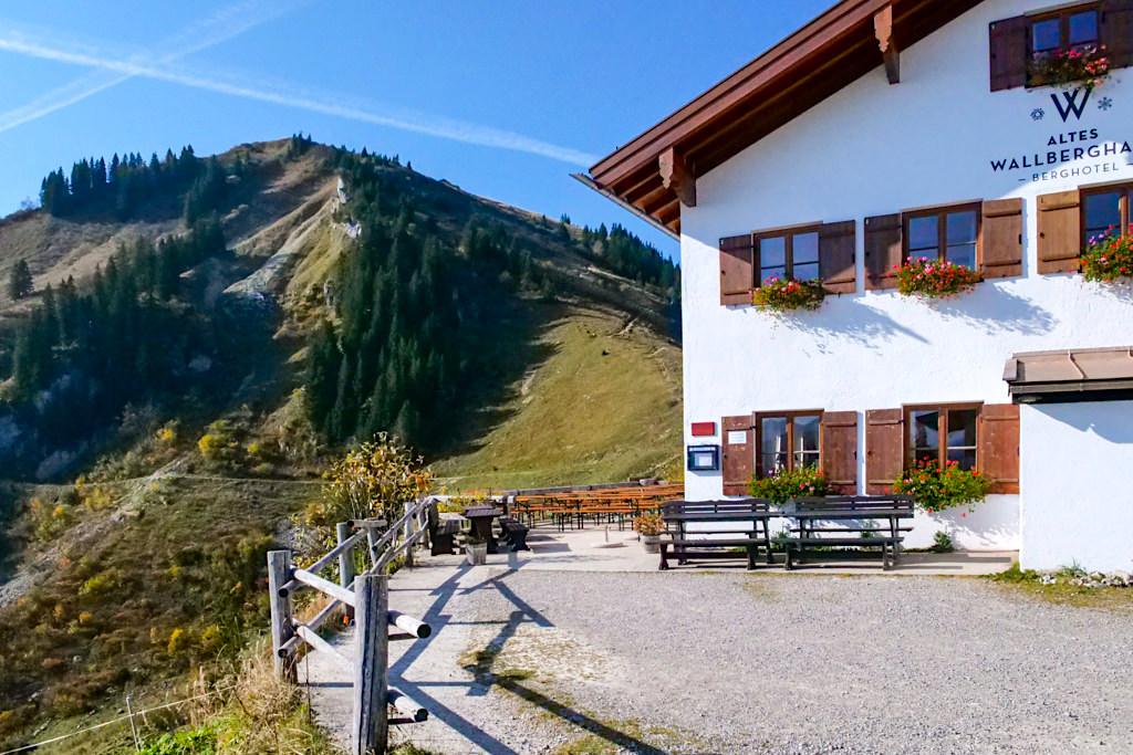 Berghotel Altes Wallberghaus - Risserkogel Wanderung - Tegernsee, Bayern