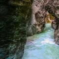 Partnachklamm - Naturwunder & grandiose Gebirgsschlucht - Bayern