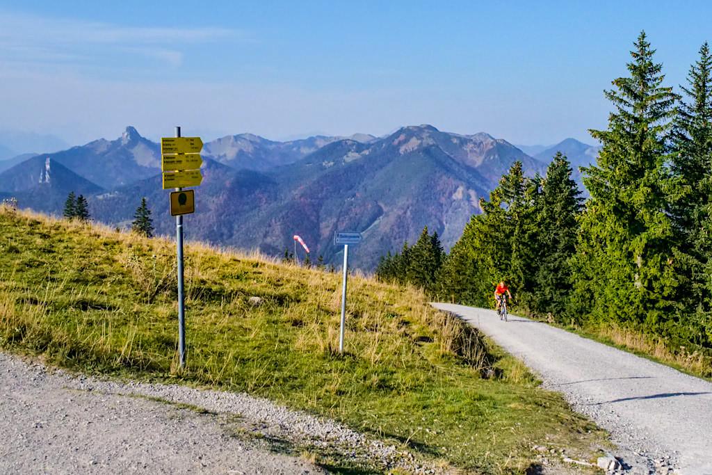 Risserkogel Wanderung vom Wallberg ausgehend - Tegernsee - Bayern