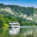 Altmühltal Schifffahrt - Alle Highlights: Donaudurchbruch, Klosterweltenburg & Altmühl Main-Donau-Kanal bis nach Riedenburg - Bayern