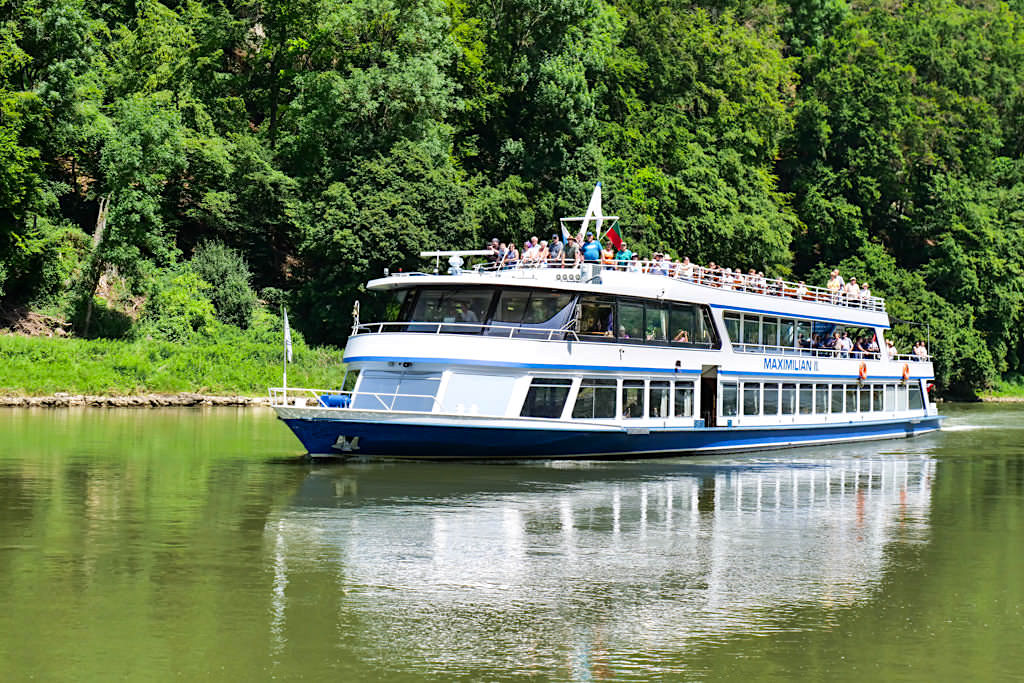 Altmühltal Ausflugsschiffe - Verschiedene Anbieter und Gesellschaften - Bayern