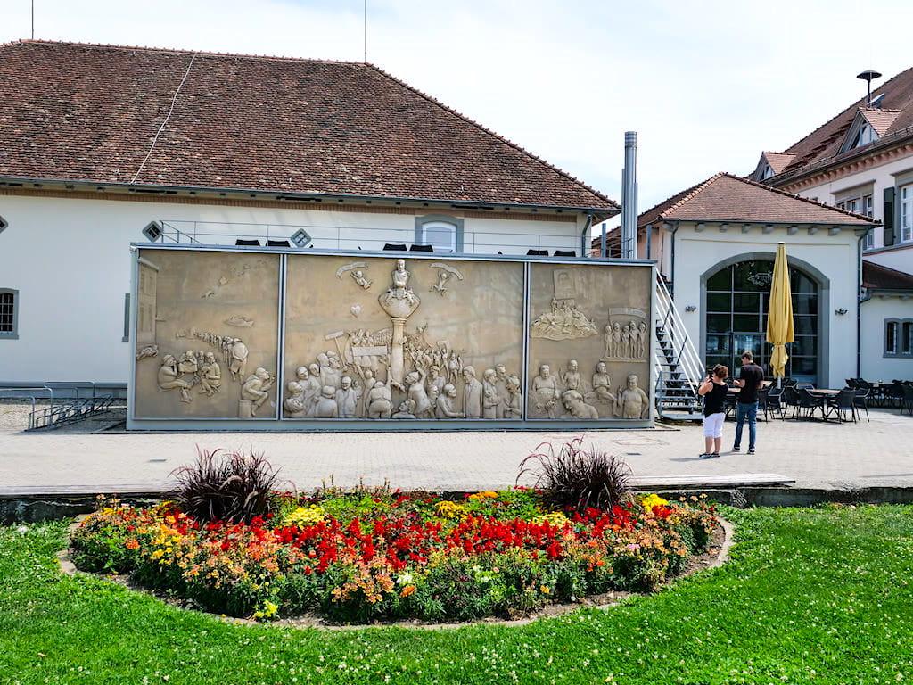 Ludwigs Erbe von Peter Lenk - Friedrichshafen am Bodensee - Baden-Württemberg