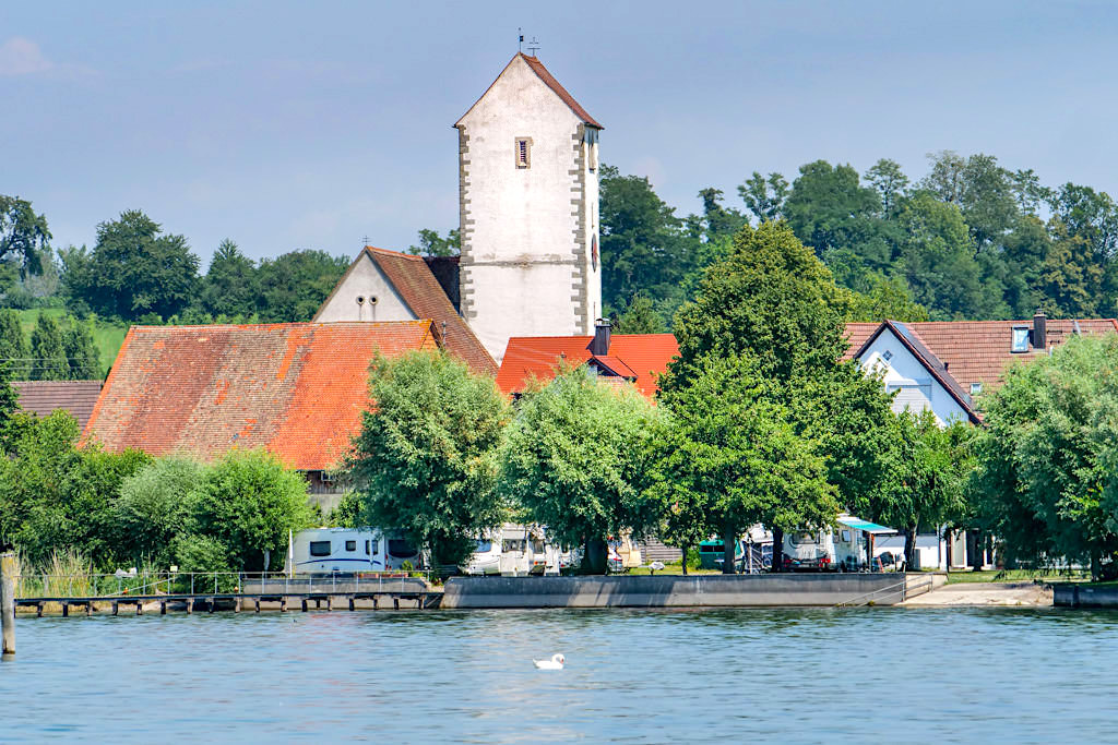 Bodensee-Panorama-Rundfahrt - Ausblicke & Eindrücke auf dem Überlinger See - Baden-Württemberg