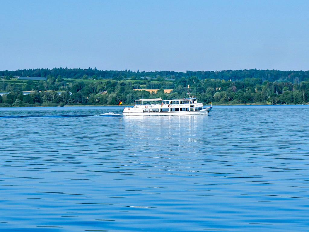 Bodenseeschifffahrt - Welches Schiff für welchen Ausflug - Baden-Württemberg