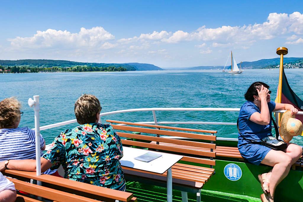 MS Milan - Panorama-Schiffsfahrt auf dem Bodensee - Baden-Württemberg
