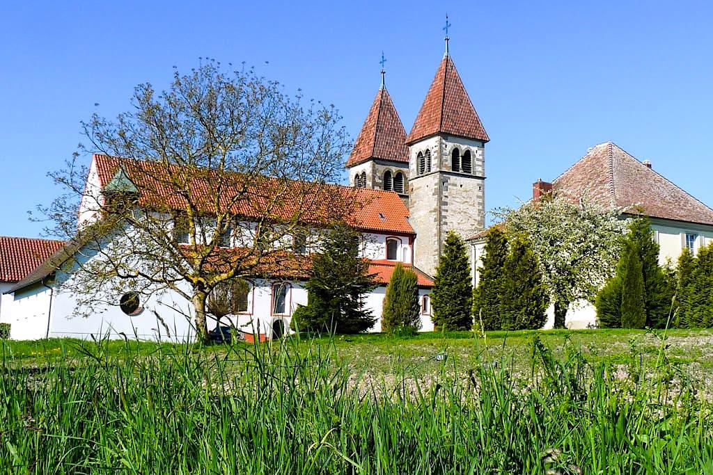 Reichenau am Bodensee - Kirche St. Peter und Paul - Baden-Württemberg