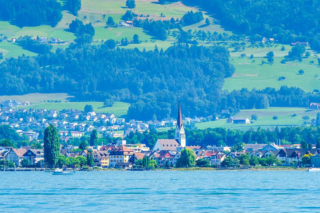 Rohrschach - Dreiländer-Bodensee-Schiffsfahrt - Schweiz