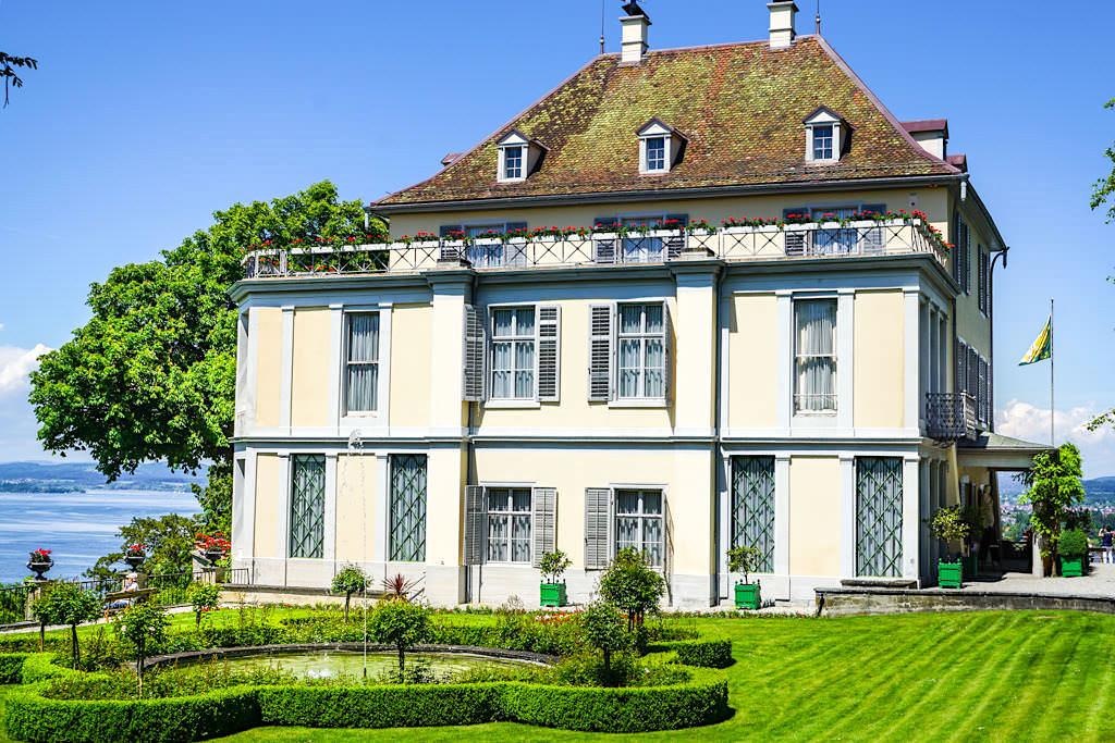Schloss Arenenberg & Napoleon Museum - Untersee - Schweiz