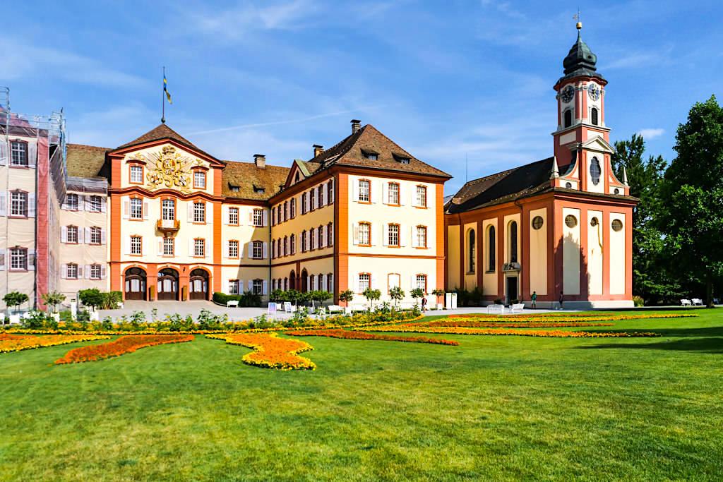Schloss Mainau ist ein barockes Juwel am Bodensee - Baden-Württemberg