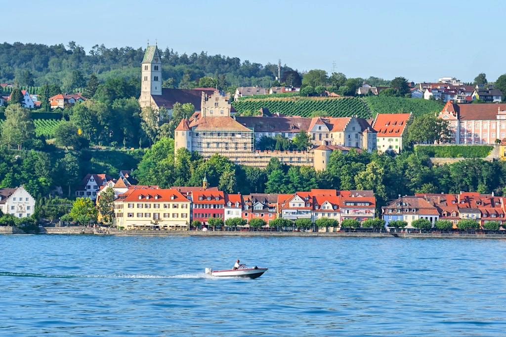 Überlingen am See - Highlight: Schiffsausflug auf dem Bodensee - Baden-Württemberg