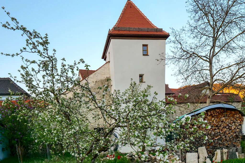 Beilngries Sehenswürdigkeiten - Stadtmauer mit 9 Türmen - Altmühltal - Bayern