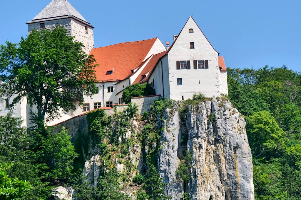 Unterschied Burg Und Schloss
