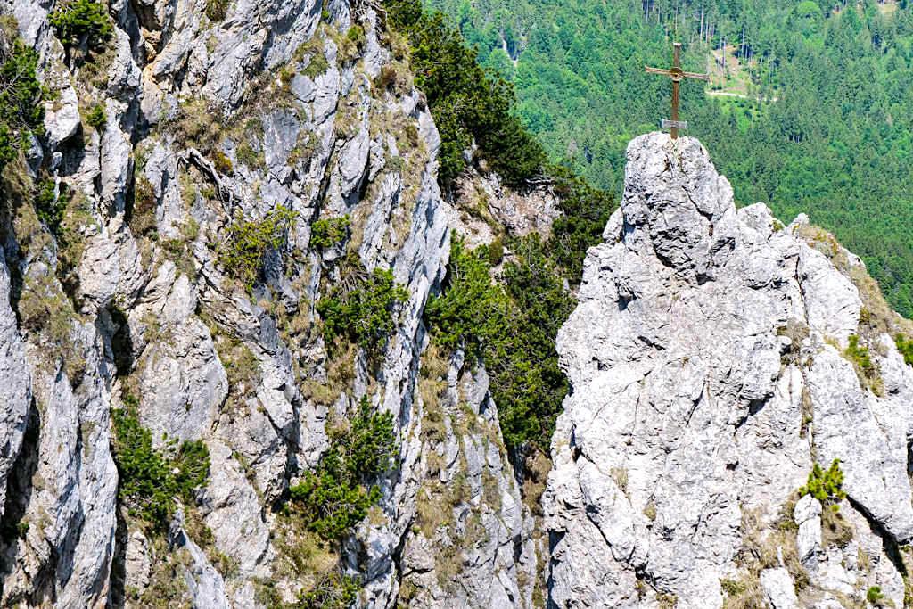 Herzogstand & Heimgarten Kammwanderung - Imposante Felswände und atemberaubende Ausblicke in die Tiefe - Bayern