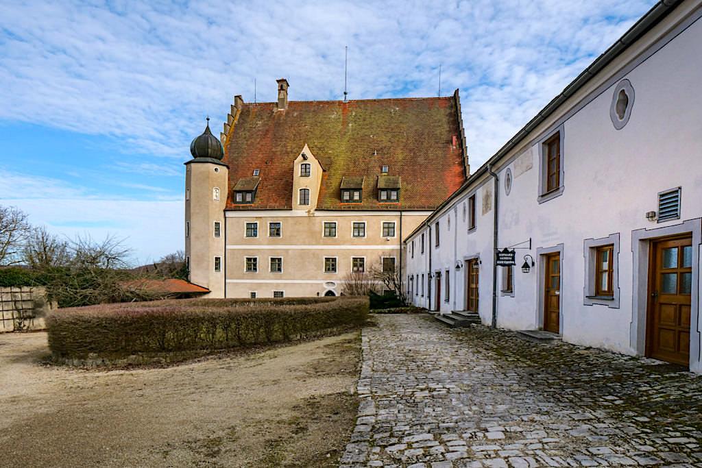 Kleines Hofmarkmuseum im Schloss Eggersberg - Altmühltal - Bayern