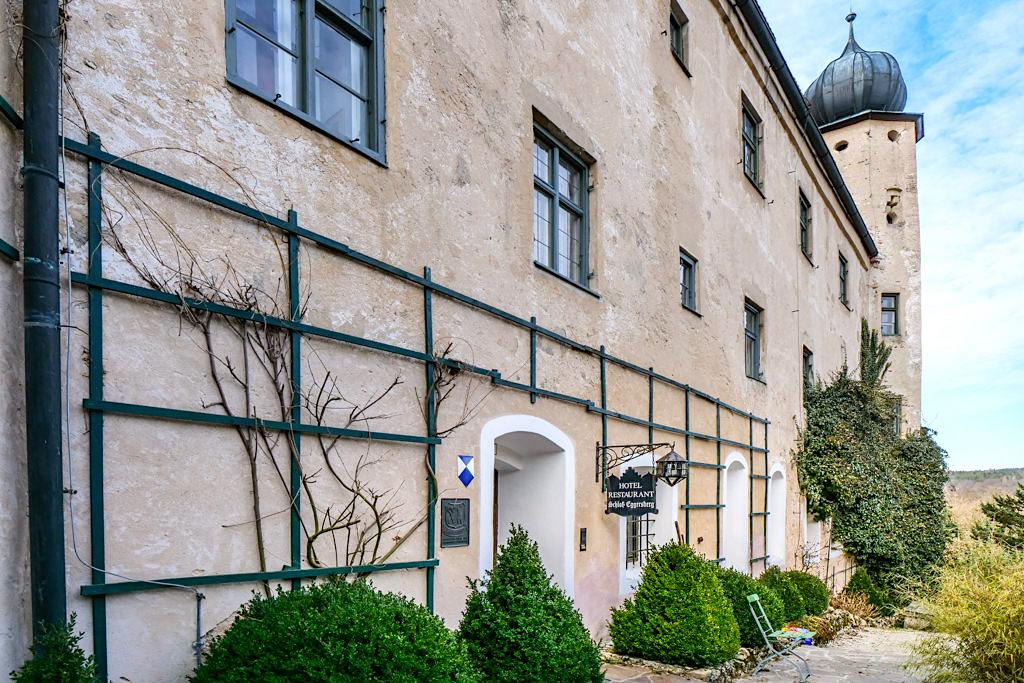 Hotel & Restaurant Schloss Eggersberg - Obereggersberg im Altmühltal - Bayern