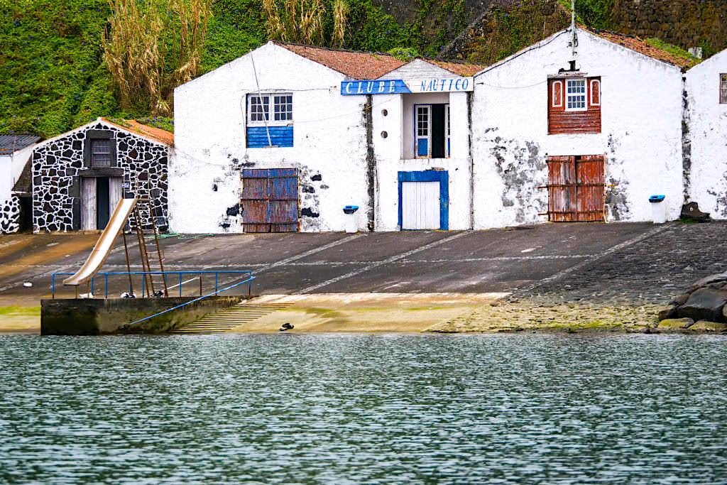 Clube Nautico - Lajes - Insel Pico, Azoren
