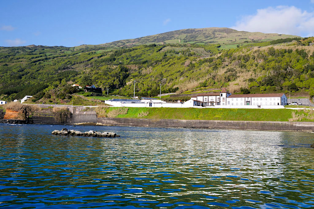 Ehemaliges Franziskanerkloster & Kirche in Lajes - Insel Pico - Azoren