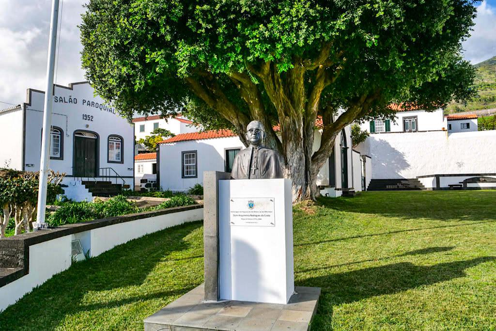 Kirche Sao Mateus - Ein Besuch der majestätischen & schönsten Kirche der Insel Pico lohnt sich - Azoren