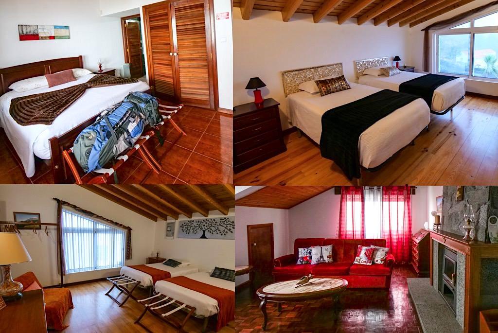 Miradouro da Papalva Guesthouse Inn - Individuelle, schöne Zimmer - Sao Joao, Pico - Azoren