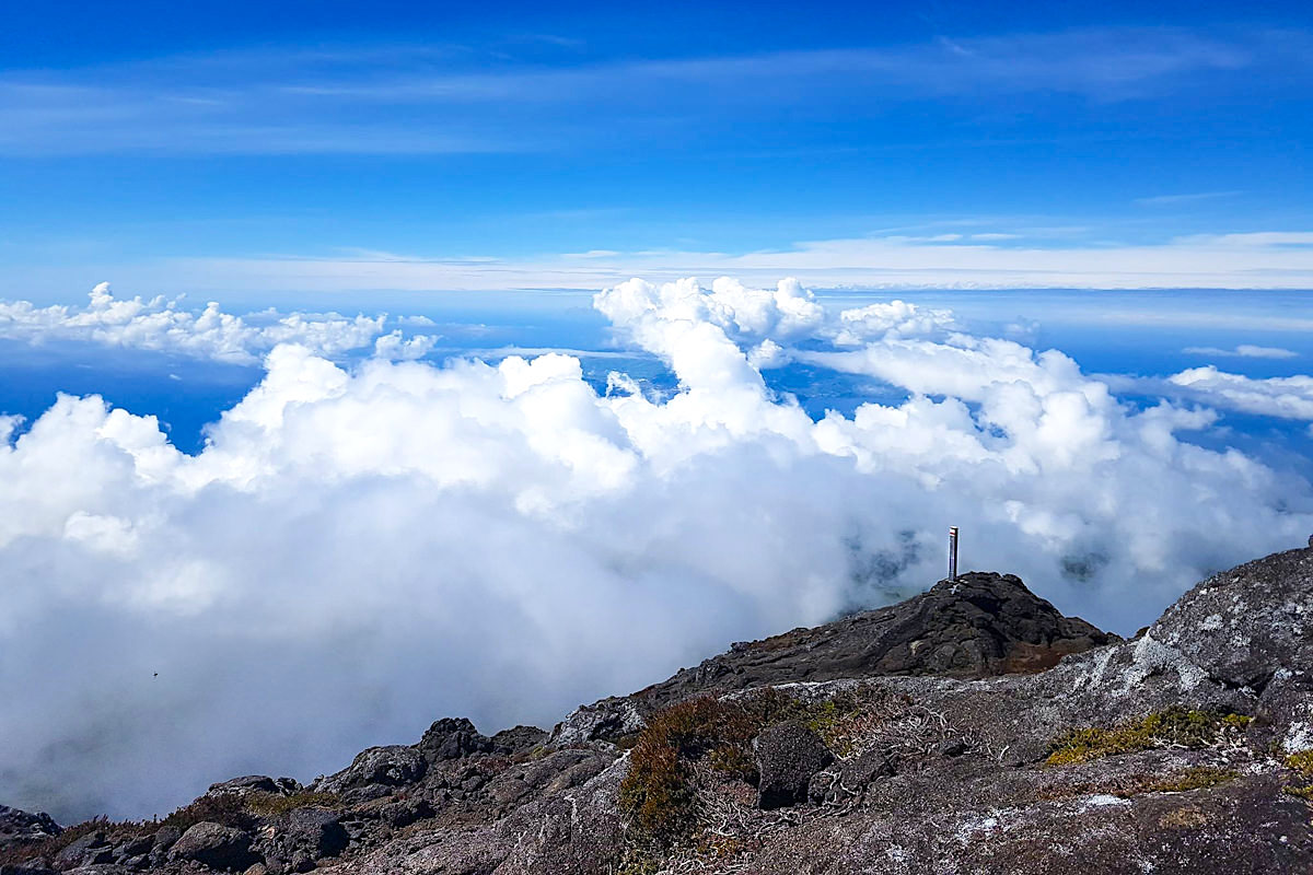 Pico Alto - Atemberaubende Ausblicke beimAufstieg zum Gipfel - Insel Pico, Azoren