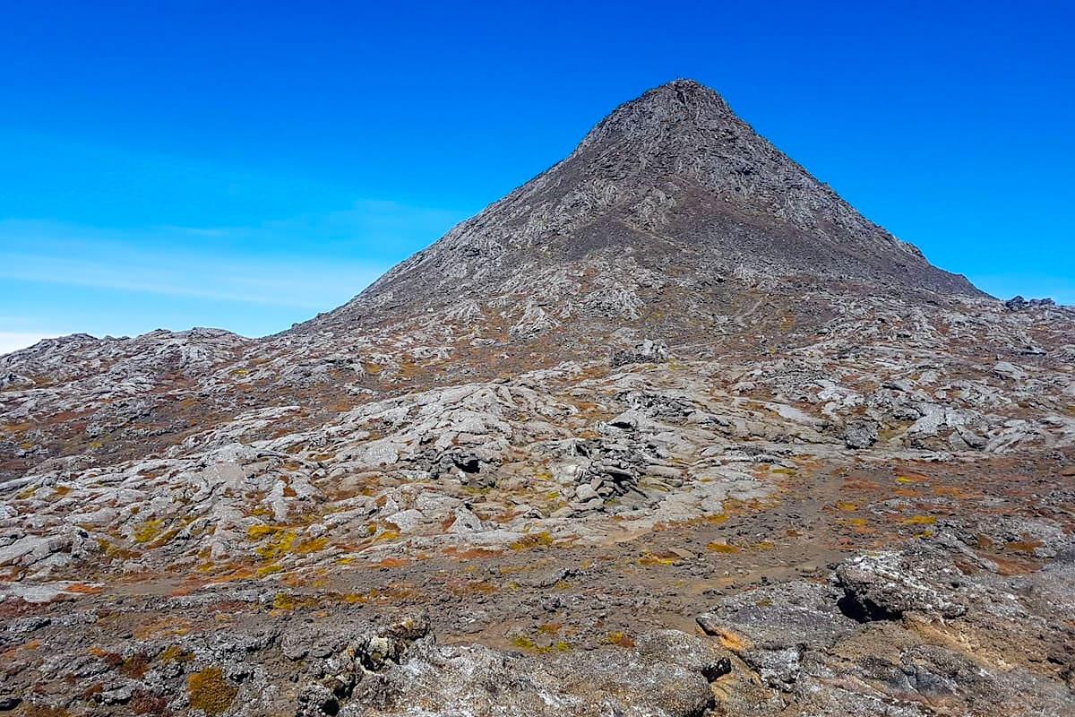 Pico Alto oder Montanha do Pico - Besteigung des höchstes Gipfels von Portugal - Insel Pico, Azoren