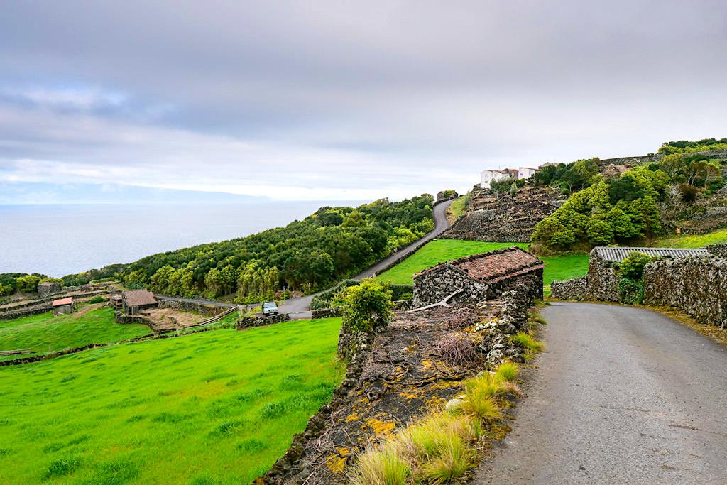 Terras im Südösten - Insel Pico Geheimtipps - Hügellandschaften und ursprüngliches Pico - Azoren