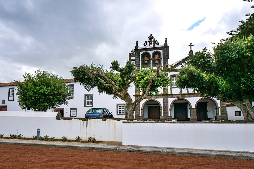 Sao Pedro de Alcantara - Franziskanerkloster & schönste Jugendherberge der Azoren - Sao Roque do Pico