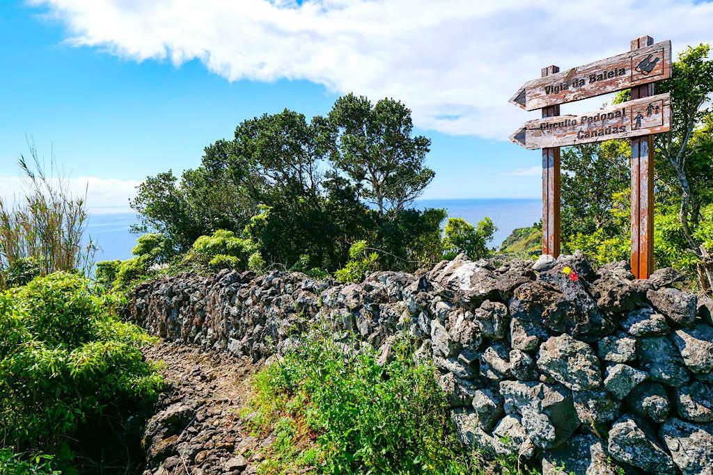 Dies schönsten Wanderwege auf der Azoren-Insel Pico - Pico Sehenwürdigkeiten & Geheimtipps