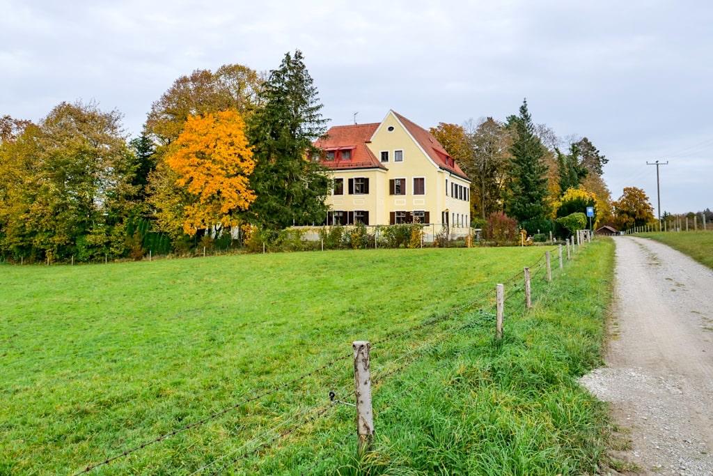 JVA Rothenfeld - Wanderung vom Maisinger See zum Kloster Andechs - Bayern