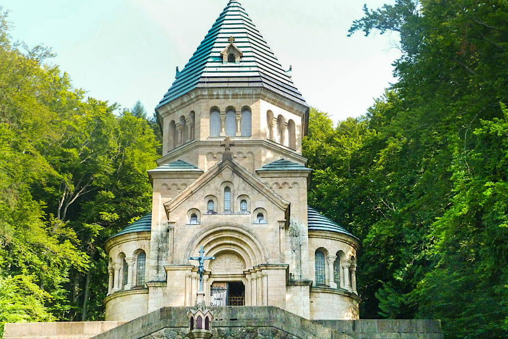 Votivkapelle König Ludwig II - Berg - Starnberger See, Bayern