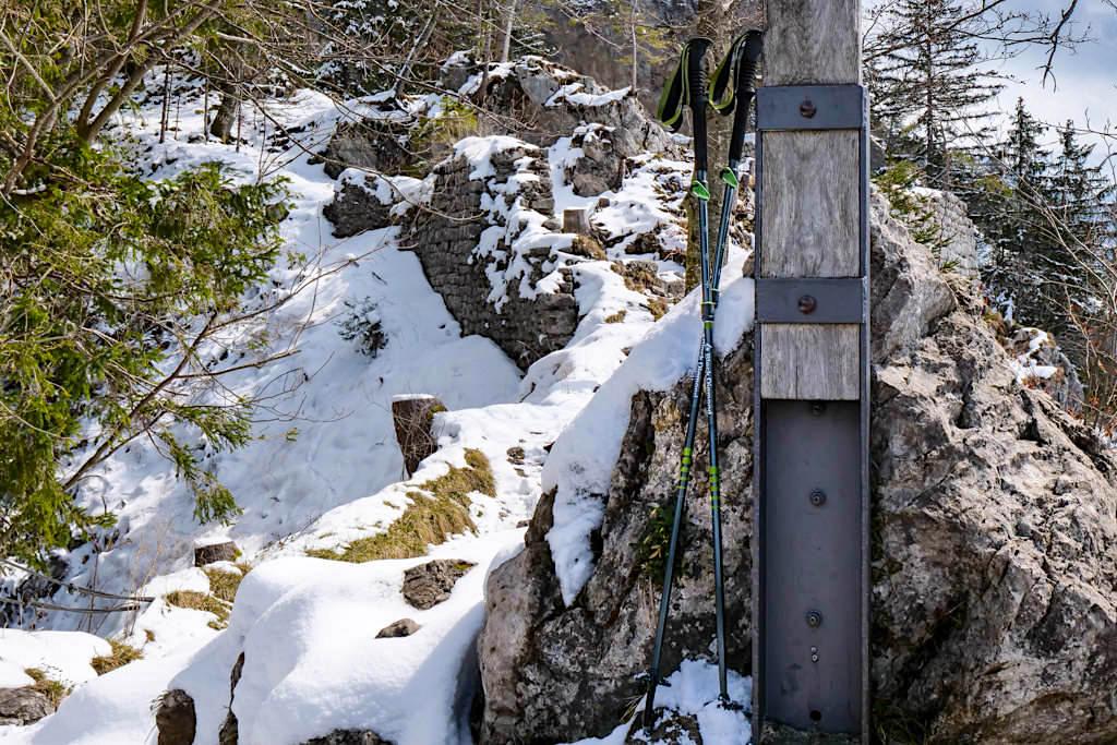 Trekkingstöcke im Test - Black Diamond Distance Plus FLZ: leichtester, hochwertigster Aluminium-Wanderstock mit kleinstem Packmaß - Passenger on Earth