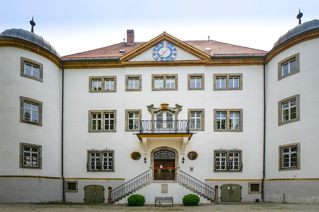 Ehemaliges Deutschorden Schloss in Reimlingen - Schönste Burgen & Schlösser im Donau-Ries, Bayern