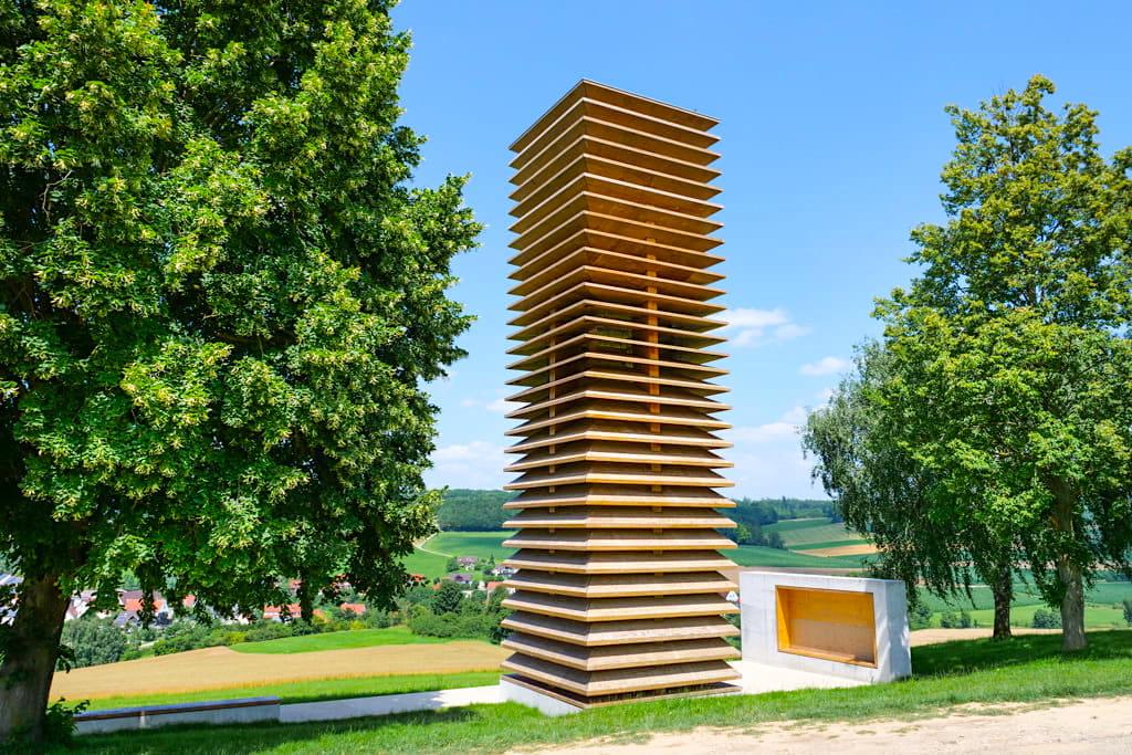 Kapelle Kesselostheim - 7 Kapellen der Siegfried Denzel-Stiftung - Dillinger Land, Bayern