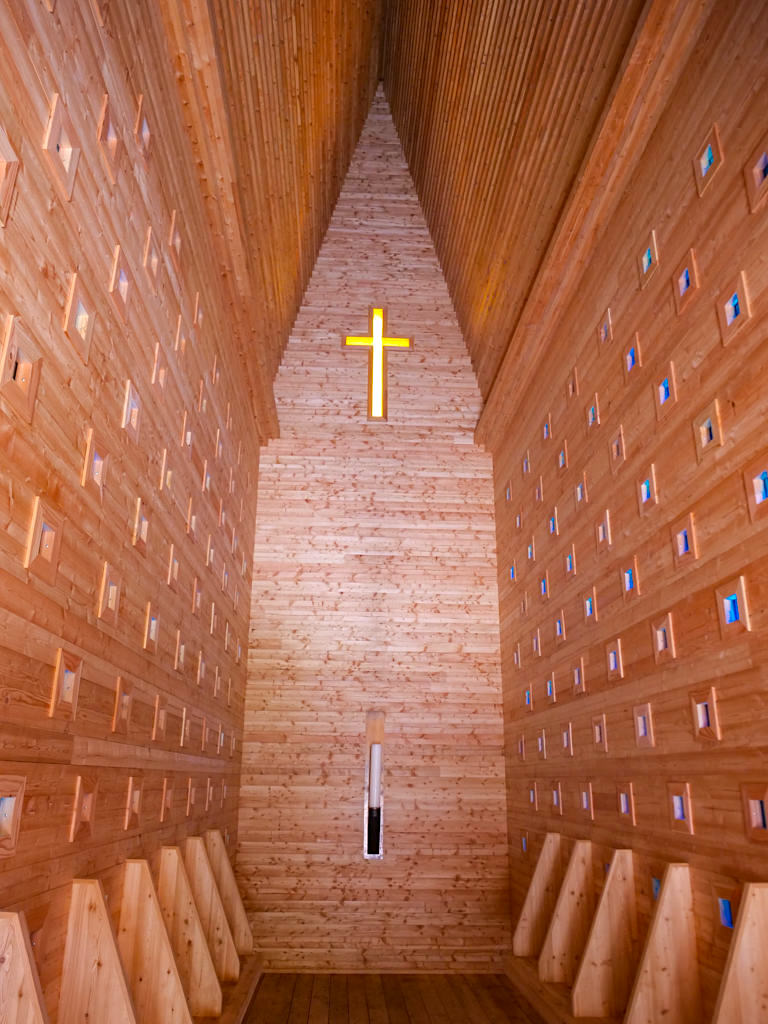 Kapelle Oberthürheim von innen - 7 Kapellen - Dillinger Land, Bayern