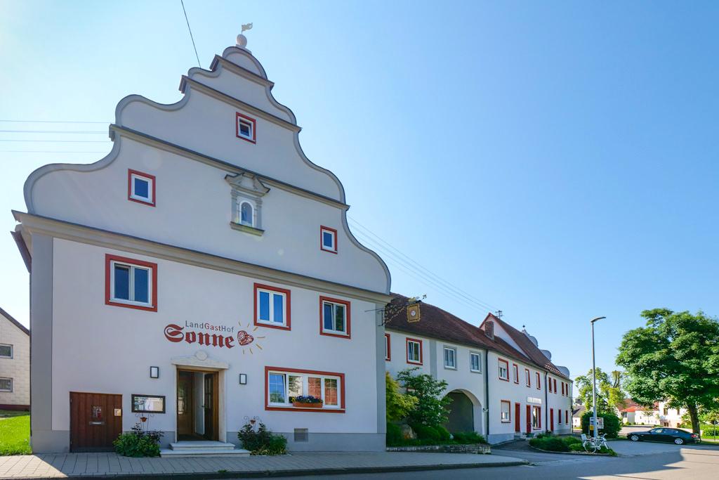 Landgasthof Sonne in Fünfstetten - Donau-Ries, Bayern