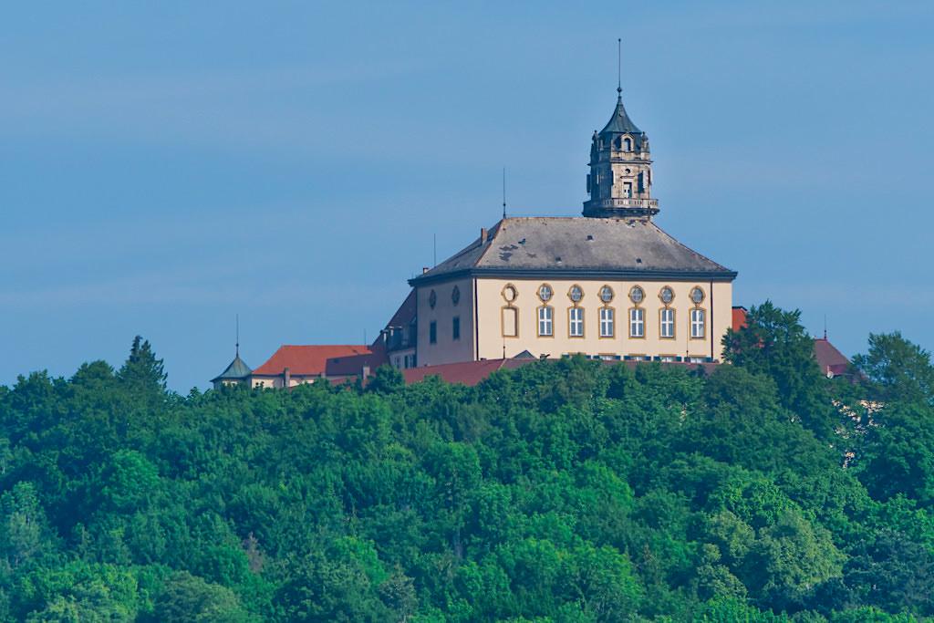 Schloss Baldern bei Bopfingen - Ferienland Donau-Ries & Schwäbische Alb,
