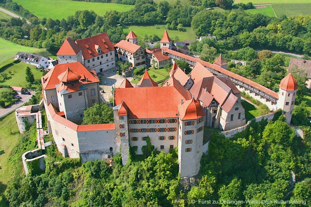 Schloss Harburg - Donau-Ries - Bayern