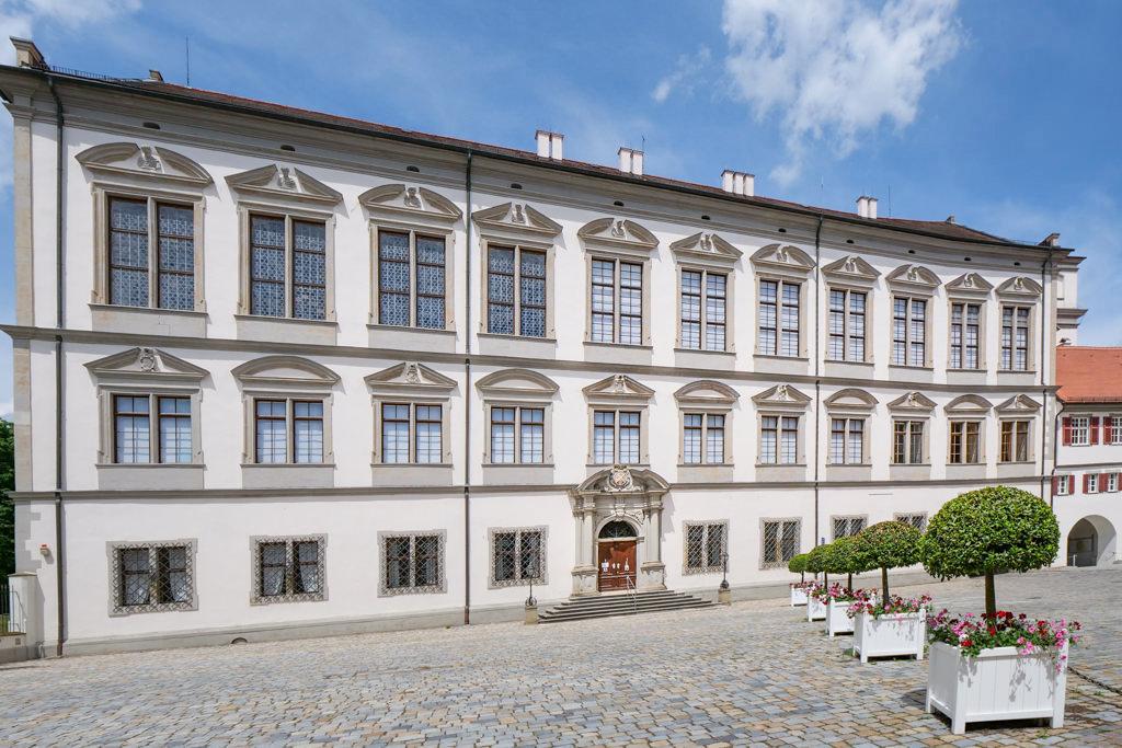 Residenzschloss Oettingen - Schönste Burgen & Schlösser im Donau-Ries, Bayern