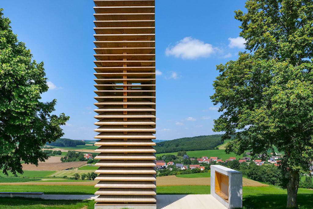 Kapelle Kesselostheim - Architektur & Kunstprojekt: 7 Kapellen - Highlights im Dillinger Land, Bayern